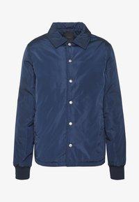 New Look - PADDED COACH JACKET - Light jacket - navy - 3