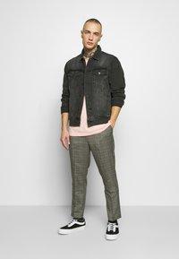 New Look - JACKET - Denim jacket - mid grey - 1