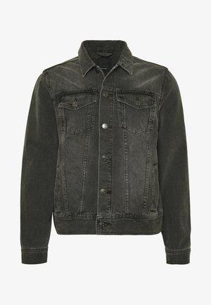 JACKET - Džínová bunda - mid grey