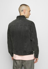 New Look - JACKET - Denim jacket - mid grey - 2