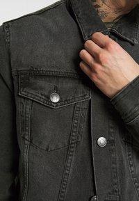 New Look - JACKET - Denim jacket - mid grey - 6