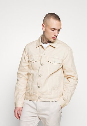 JACKET - Jeansjacke - off white