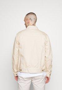 New Look - JACKET - Denim jacket - off white - 2