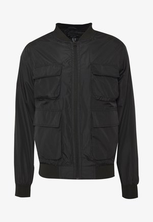 HAIDEN UTILITY  - Summer jacket - black