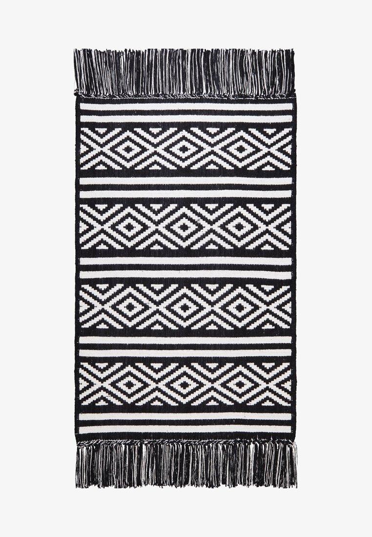 New Look - MONO AZTEC THROW - Accessoires Sonstiges - black