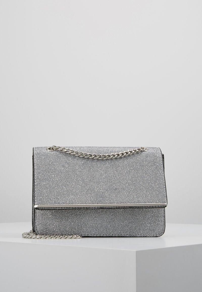 New Look - ROCHELLE CHAIN CHOULDER - Schoudertas - silver