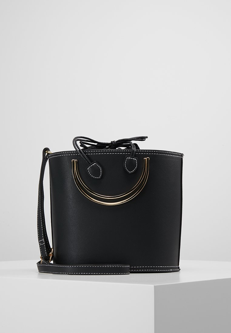 New Look - BILL BUCKET - Handtasche - black