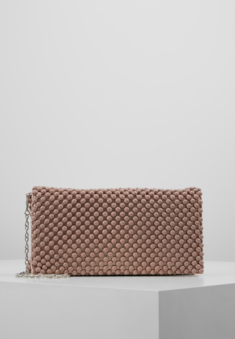 New Look - BELLA BEADED - Clutches - oatmeal