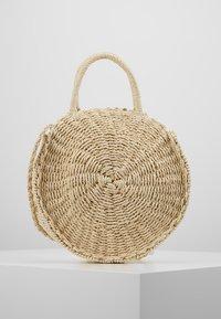 New Look - BALI ROUND - Handbag - silver - 2