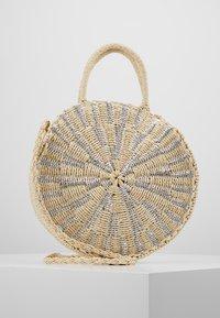 New Look - BALI ROUND - Handbag - silver - 0
