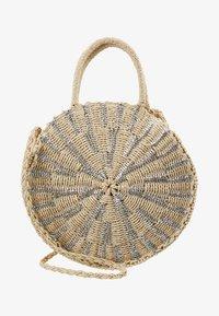 New Look - BALI ROUND - Handbag - silver - 5