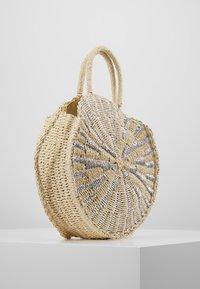 New Look - BALI ROUND - Handbag - silver - 3