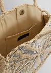 New Look - BALI ROUND - Handtasche - silver