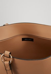 New Look - TORI UNLINED TOTE - Tote bag - camel - 4