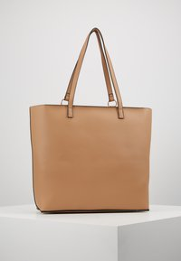 New Look - TORI UNLINED TOTE - Tote bag - camel - 2