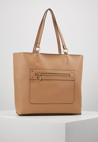 New Look - TORI UNLINED TOTE - Tote bag - camel - 0