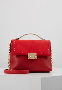 New Look - MARTHA MINI MATILDA UPDATE - Handbag - bright red - 0