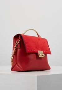 New Look - MARTHA MINI MATILDA UPDATE - Handbag - bright red - 3