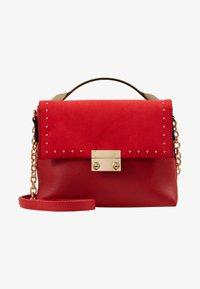 New Look - MARTHA MINI MATILDA UPDATE - Handbag - bright red - 5