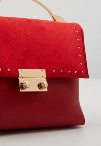 New Look - MARTHA MINI MATILDA UPDATE - Handbag - bright red - 6