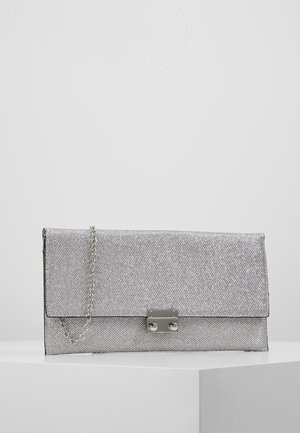 MIRRI GLITTER - Clutches - silver