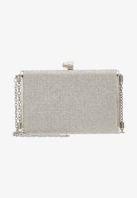 New Look - DIANA - DIAMONTE BOX CLUTCH - Psaníčko - silver - 5