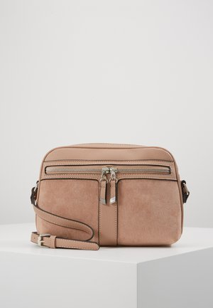 COLLETTE CAMERA BAG - Across body bag - oatmeal