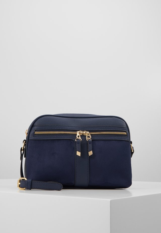 COLLETTE CAMERA BAG - Across body bag - navy