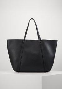 New Look - TIANA PLAIN TOTE - Velká kabelka - black - 0