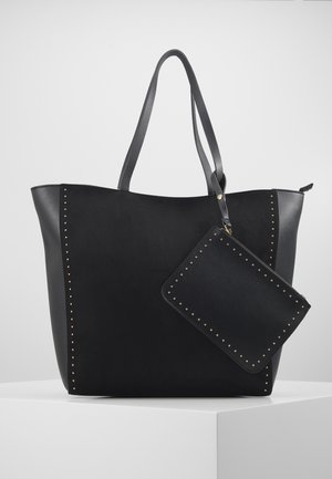 SAORISE - Shopping bag - black
