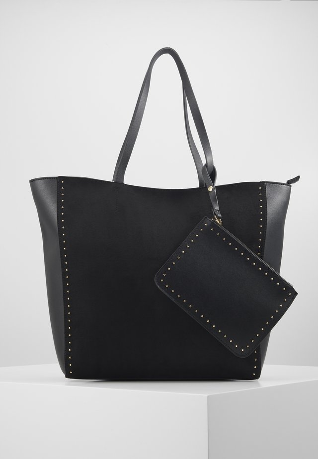 SAORISE - Tote bag - black