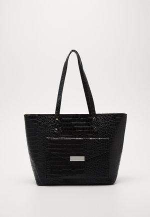 HUNTER - Shopper - black