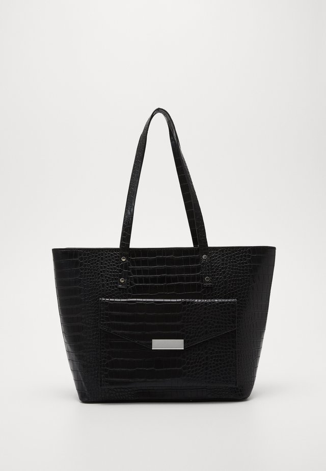 HUNTER - Tote bag - black