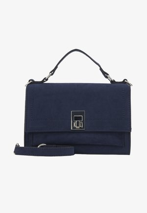 SHEA TOP HANDLE CHAIN SHOULDER - Sac bandoulière - navy