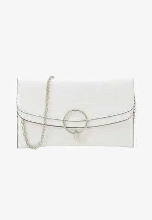 REESE SNAKE RING DETAIL - Pochette - white