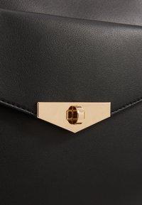 New Look - TABATHATOTE - Velká kabelka - black - 2