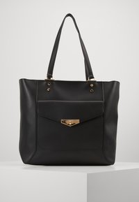 New Look - TABATHATOTE - Velká kabelka - black - 0