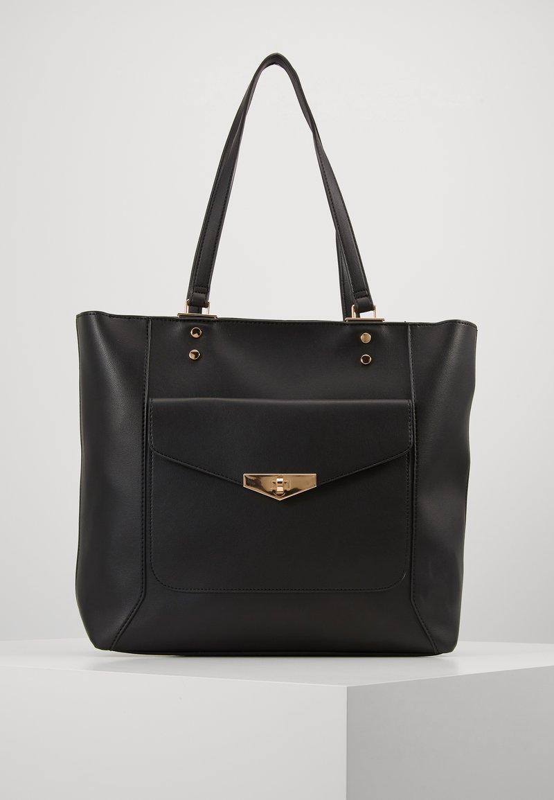 New Look - TABATHATOTE - Velká kabelka - black
