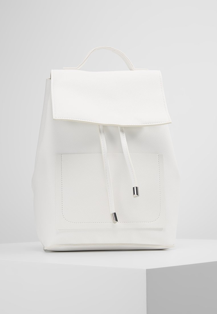New Look - MARY MINIMAL - Sac à dos - white