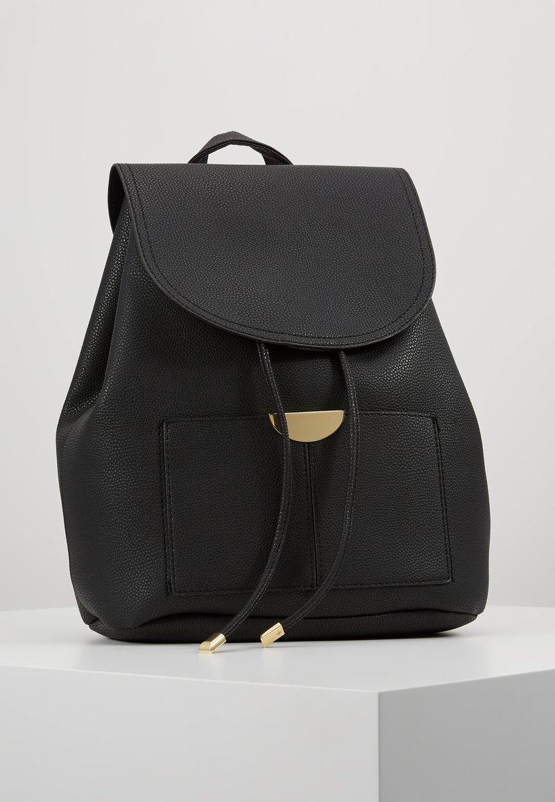 New Look - CLIFF BACKPACK - Rucksack - black