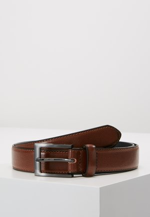 FORMAL BELT - Belt business - tan