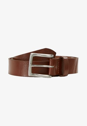 CORE LEATHER BELT - Vyö - tan
