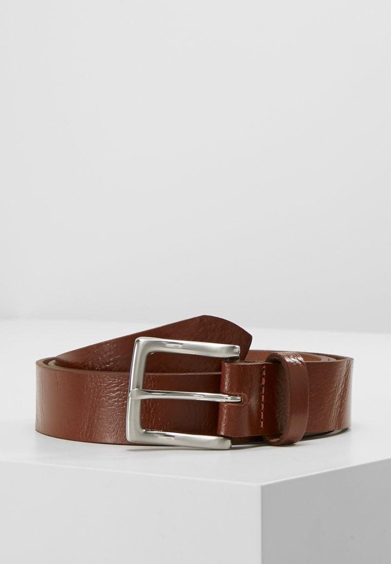 New Look - CORE LEATHER BELT - Belt - tan