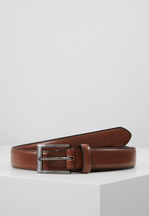 FORMAL BELT - Belt - tan