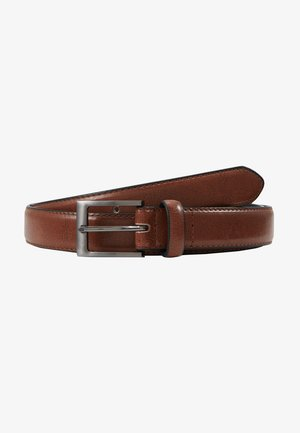 FORMAL BELT - Ceinture - tan
