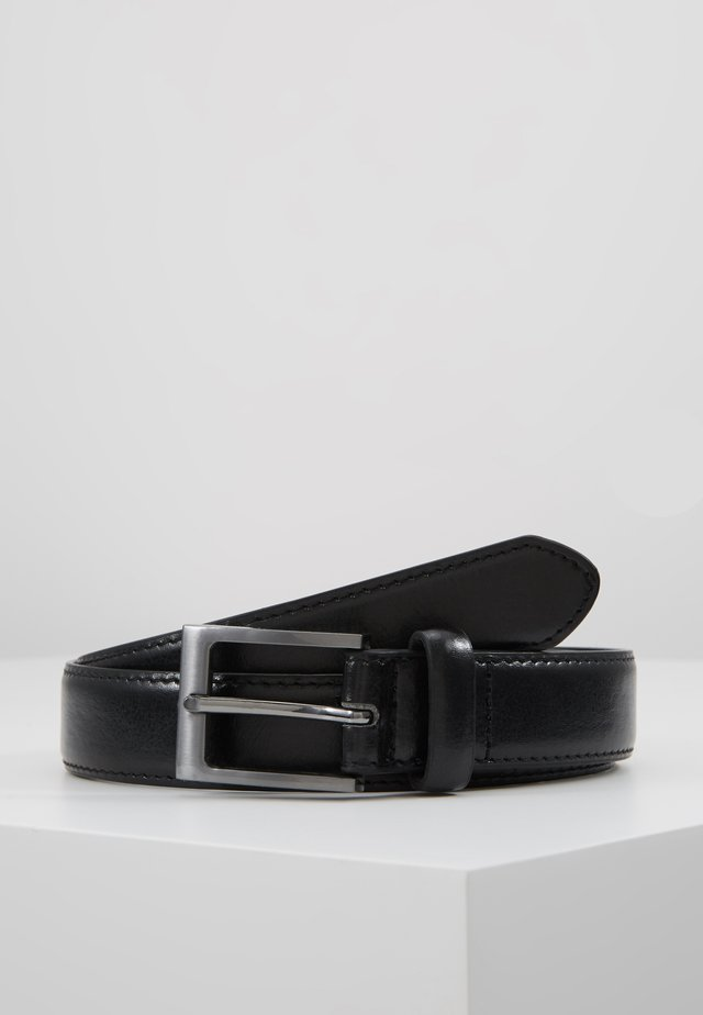 FORMAL BELT - Gürtel - black