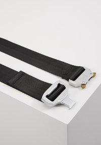 New Look - SEAT BELT - Pasek - black - 3
