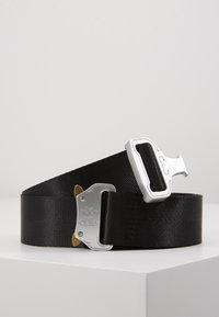 New Look - SEAT BELT - Pasek - black - 0