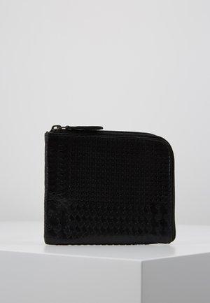 DOGSTOOTH  ZIP AROUND  - Peněženka - black