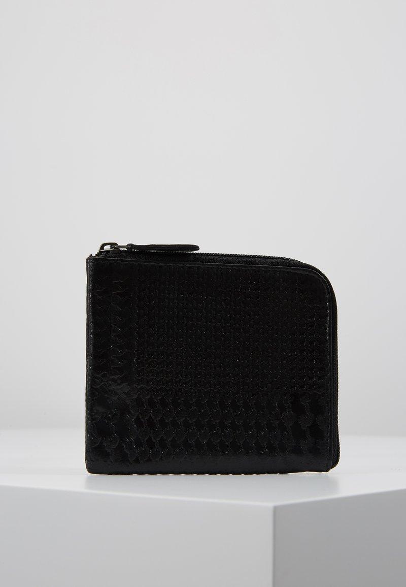 New Look - DOGSTOOTH  ZIP AROUND  - Portfel - black